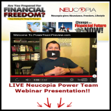"Neucopia Direct Sales Affiliate Marketing ""Kick-it"" in Google Hangouts"